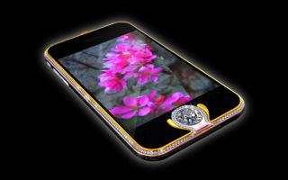 Самый крутой телефон в мире — iphone или vertu?