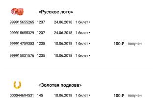 самая выигрышная лотерея в украине