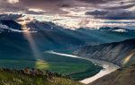 Какие самые большие реки россии: список длинных, широких и полноводных