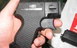 Самое мощное травматическое оружие — ОСА или Шаман?