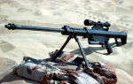 Самая мощная снайперская винтовка в мире: лучший друг стрелка