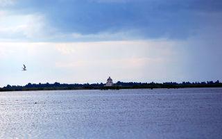 Какое самое большое озеро в мире?