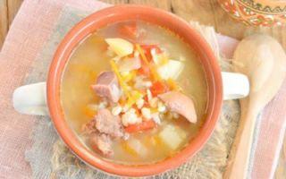 Супы с булгуром: быстро, вкусно и полезно