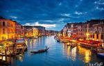 Какой самый красивый город в мире + фото