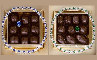 Какие самые вкусные конфеты в мире и в России?