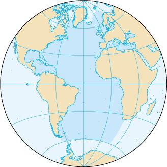 Самые большие океаны современности и прошлого