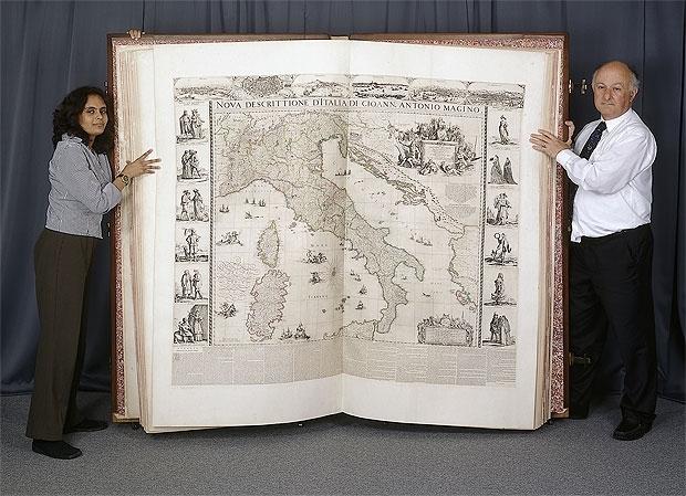 Какая самая большая книга в мире