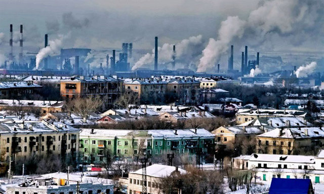 Самые грязные города россии (список + фото и видео)