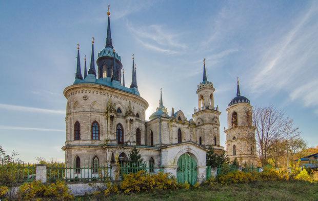 Самые интересные места в москве и помосковье, что стоит посетить в городе