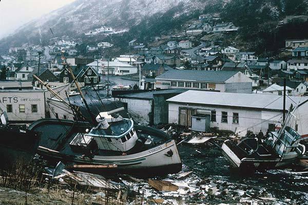 Самое сильное землетрясение в мире, большое и разрушительное в истории