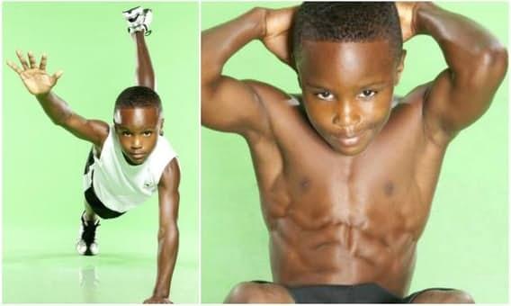 Кто самый сильный мальчик в мире: список маленьких силачей