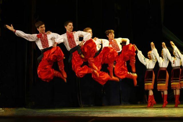 Самый красивый танец в мире и как он называется