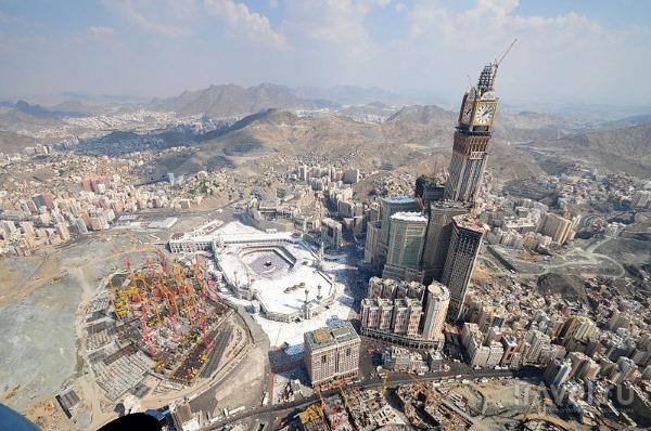 Самый большой и высокий небоскреб в мире и в россии