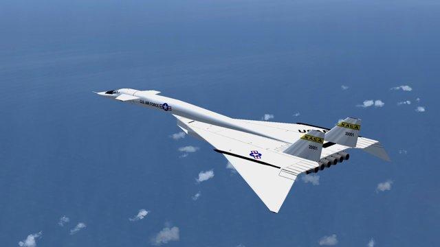 Самый быстрый самолет в мире