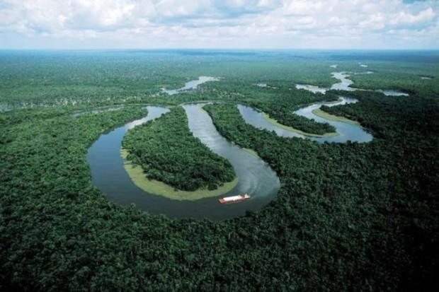 Самая короткая река в мире, какая речка считается самой маленькой