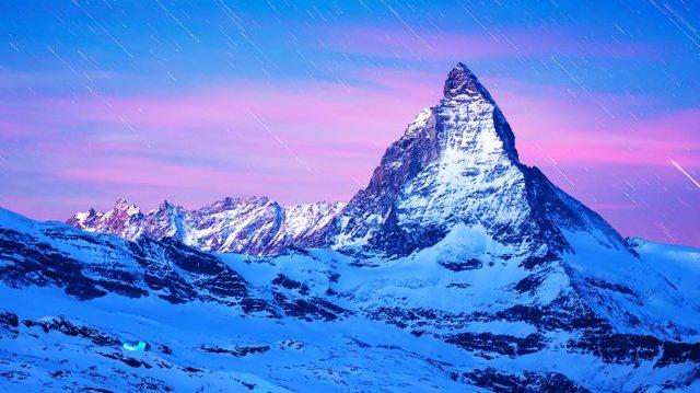 Самые высокие горы западной европы и большие горные системы