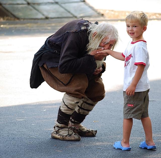 Самый добрый человек в мире и его благородные поступки