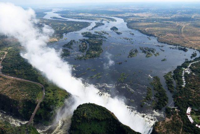 Самая длинная река африки: топ-4 крупных африканских рек