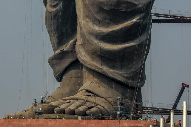 Самый высокий памятник в мире, в какой стране он находится