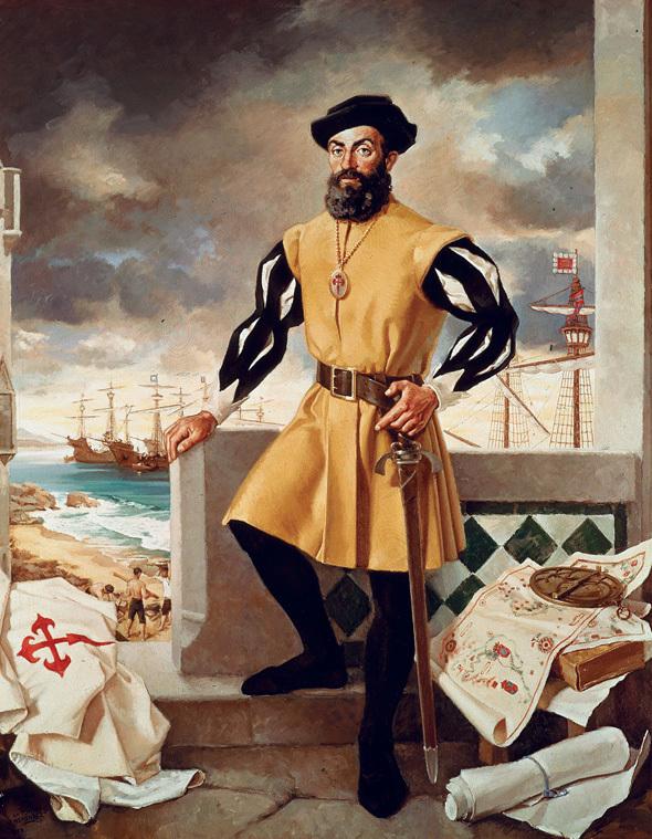 Самый известный моряк в мире