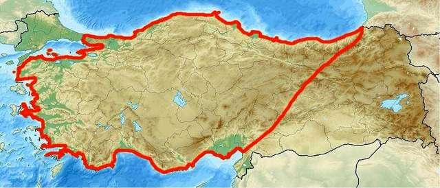 Самый большой полуостров в мире, какой наиболее крупный на земле