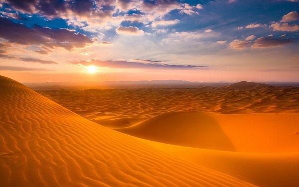 Самая большая пустыня в мире, крупнейшие на земле, в африке, в европе