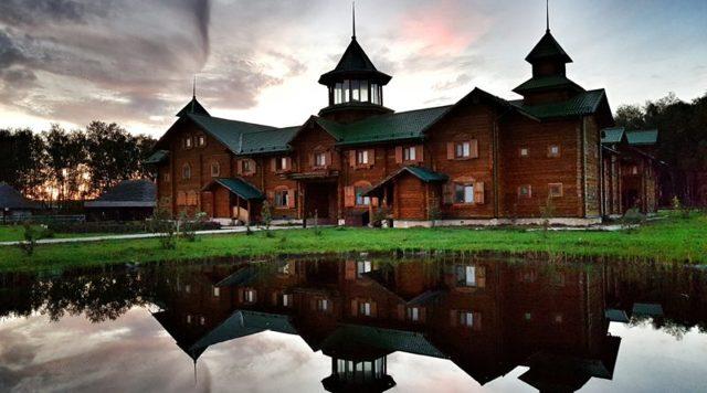 Самые красивые места москвы и подмосковья + фото
