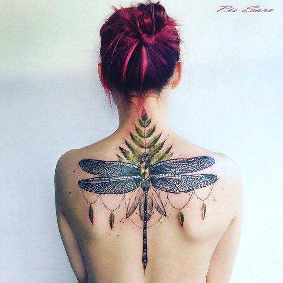 Самые красивые татуировки в мире + их фото и видео