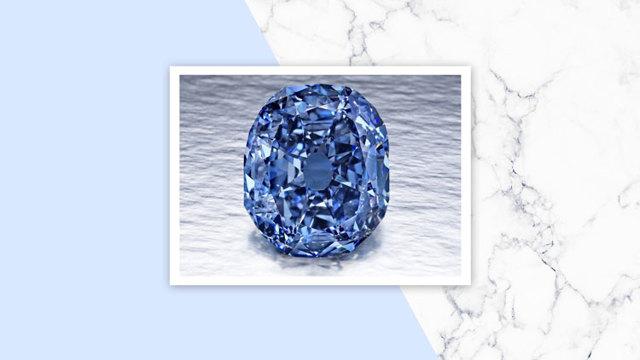 Самый дорогой драгоценный камень в мире и как он выглядит