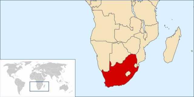 Какая самая населенная страна африки