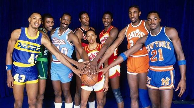 Самые высокие баскетболисты мира и нба и самые маленькие