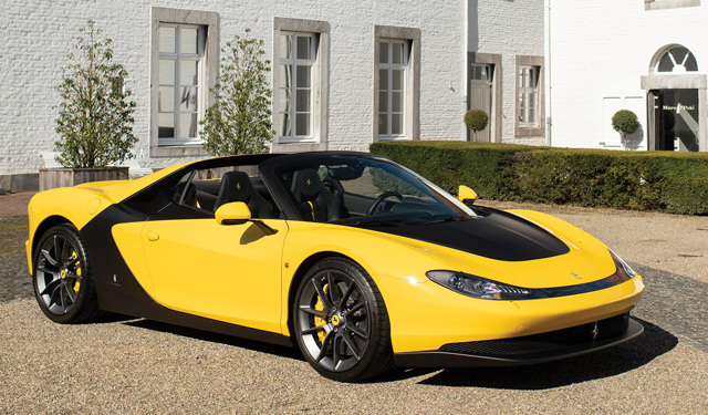 Самые крутые машины в мире: дорогие, быстрые и красивые