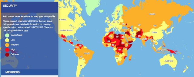 Самые опасные города мира и россии, самые безопасные