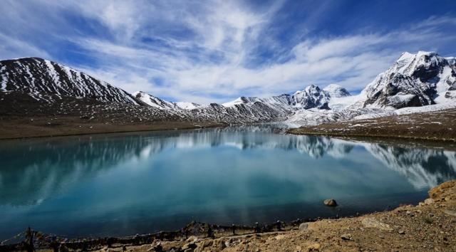 Самое высокогорное озеро мира, наиболее большие озера на земле