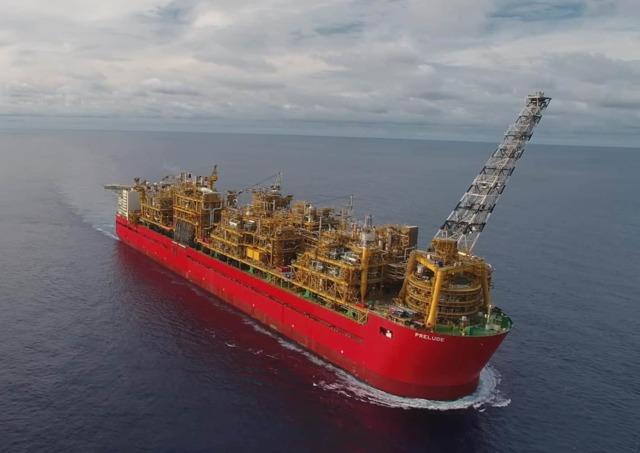 Самый большой (крупный) танкер в мире