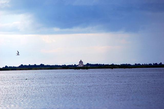 Самые большие озера россии - топ-10