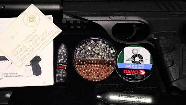 Самое мощное пневматическое оружие (пистолеты и винтовки)