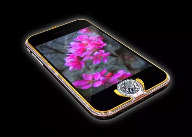 Самые красивые телефоны в мире: мечта любой девушки