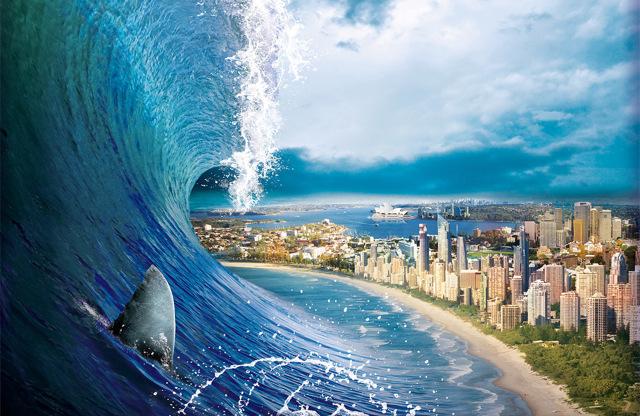 Самые большие цунами в мире