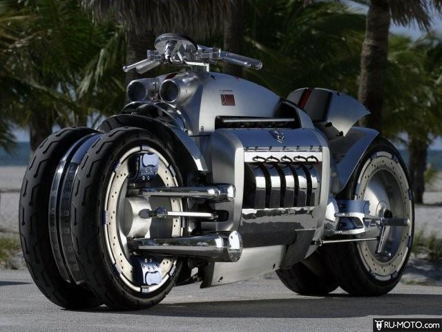 Самые мощные мотоциклы - dodge tomahawk и другие