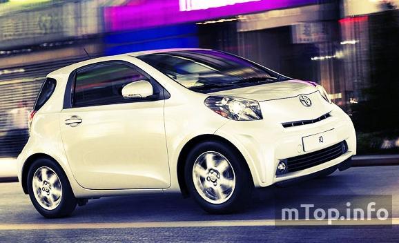 Какая самая маленькая машина в мире (компактные автомобили)