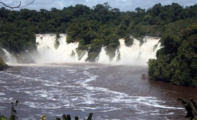 Какой самый мощный водопад в мире