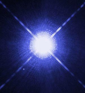 Какая самая яркая звезда на небе и во вселенной?
