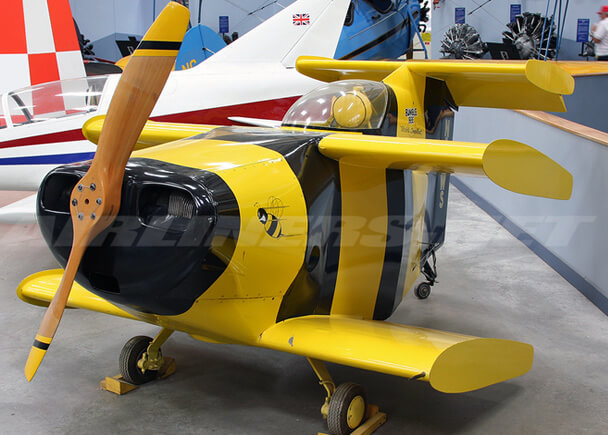 Какой самый маленький самолет в мире: название, история производства