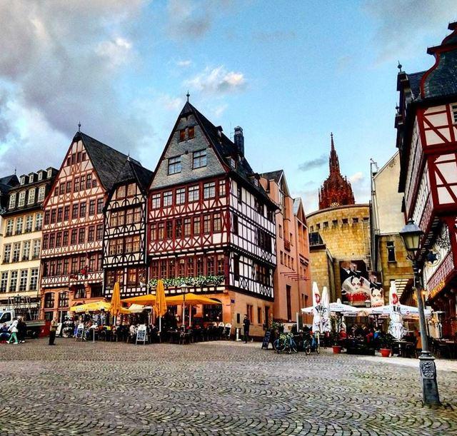 Какие самые красивые города германии