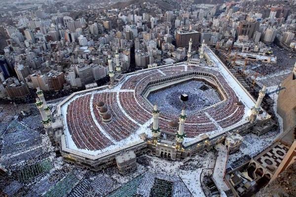 Самая большая в мире мечеть: где она находится?
