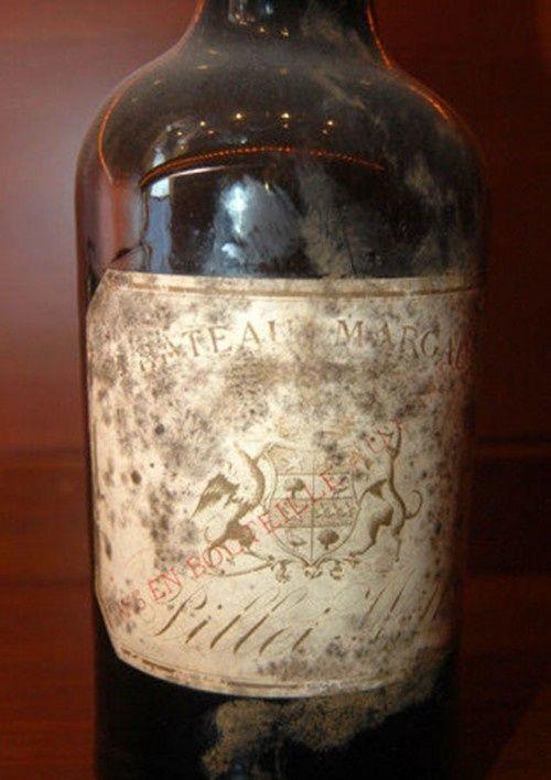 Сколько стоит самое дорогое вино в мире: бутылка с ценой дома