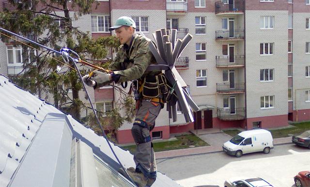 Самые опасные профессии в мире