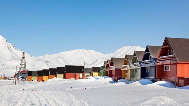 Где самая низкая температура на земле?