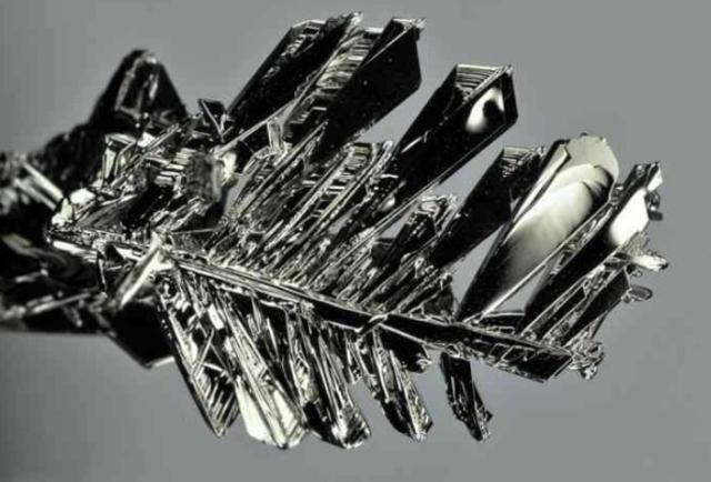 Самые дорогие металлы в мире - родий, платина, золото и т.д.